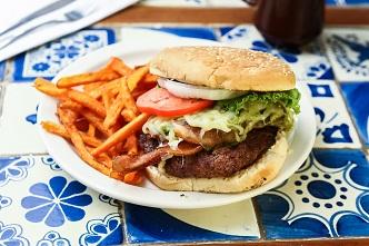 Mmmmmmm Burger